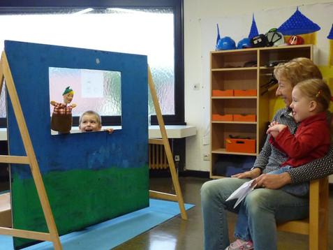 in allen bereichen des kindergartenalltags lernen die kinder gefühle ...